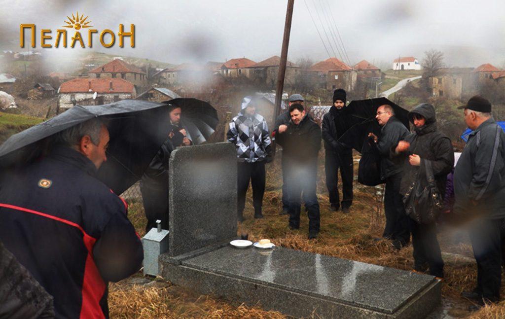 Од Чествувањето во 2011 година во селото Крушевица - на гробот на војводата во неговото родно село 2