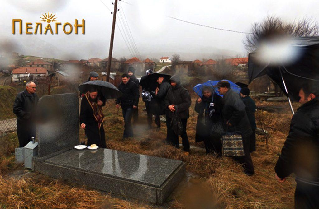 Од Чествувањето во 2011 година во селото Крушевица - на гробот на војводата во неговото родно село 3