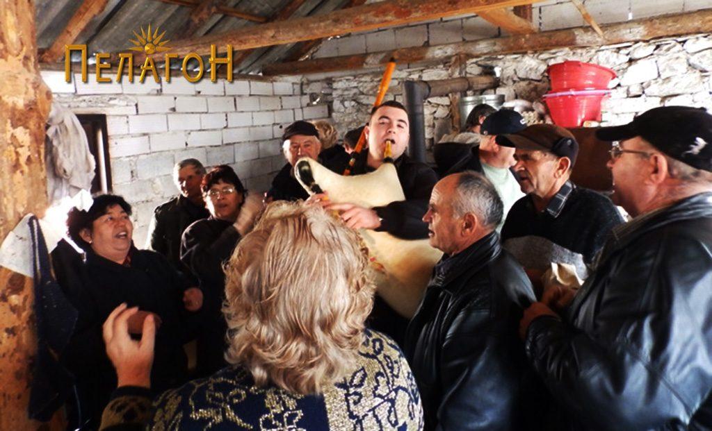 Од Чествувањето во 2011 година во селото Крушевица 2