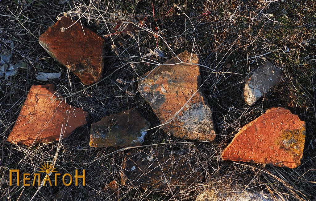 Фрагменти од тегули