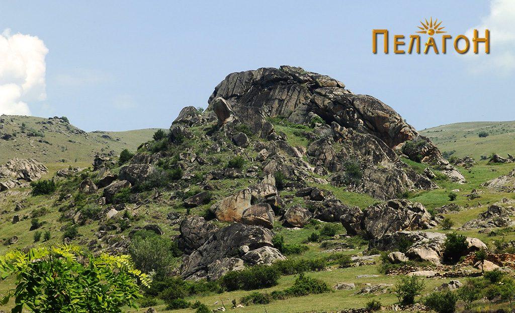 """Локалитетот """"Големи Камен"""""""