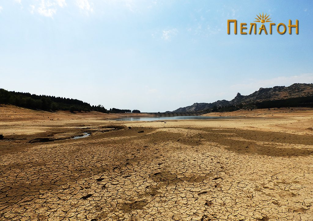 Дел од езерското дно кое крие и праисториска култура