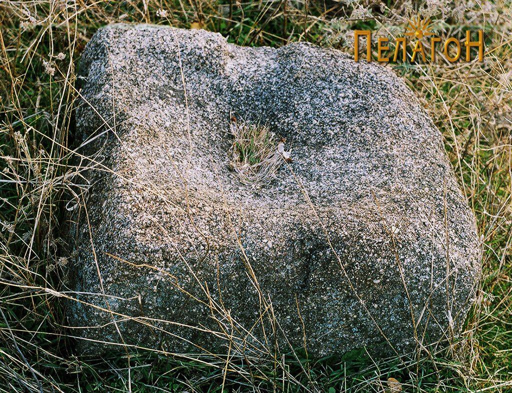 Објект од камен за мелење или цедење семиња, овошје или друг материјал 6