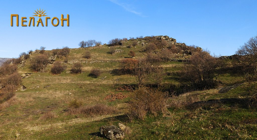 Просторот од локалитетот на кој била расположена населбата