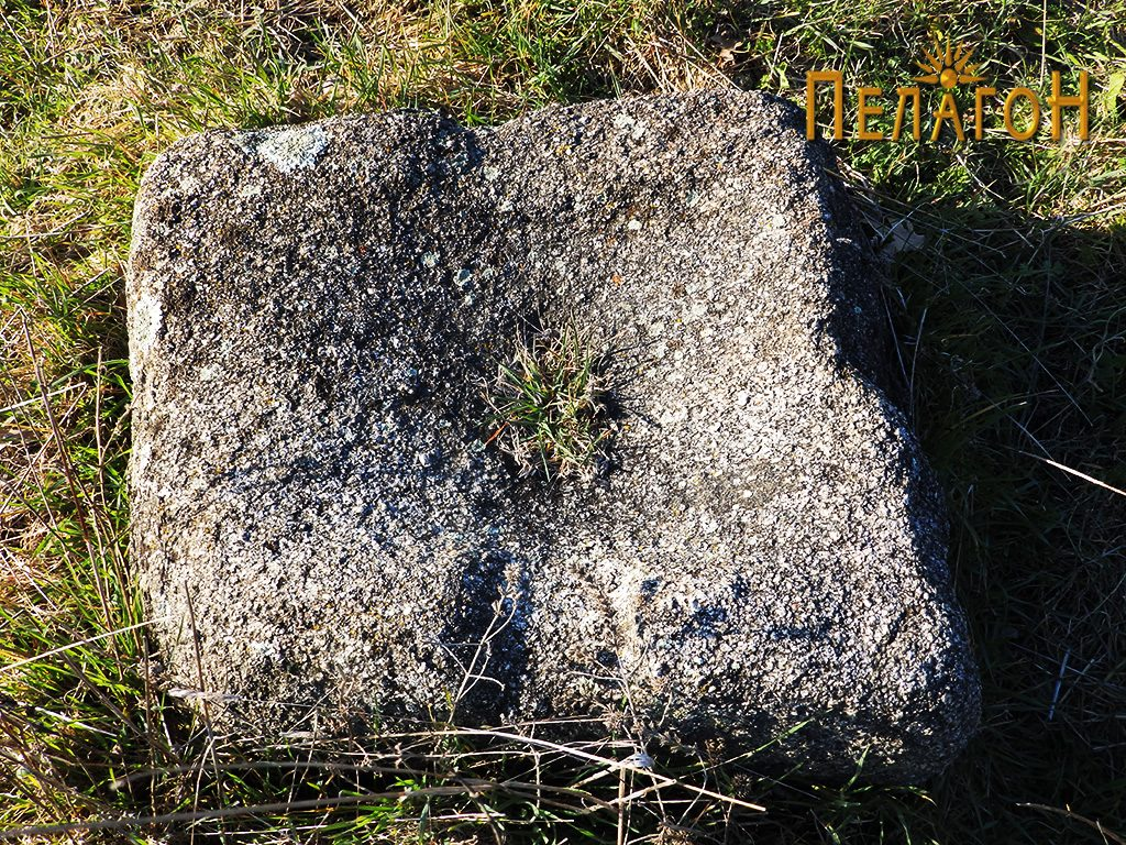 Објект од камен за цедење или мелење семиња или друг материјал 4