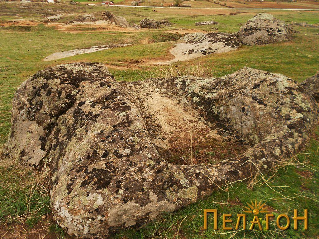Винарник во карпа од југоисточната страна - оштететен 2 3