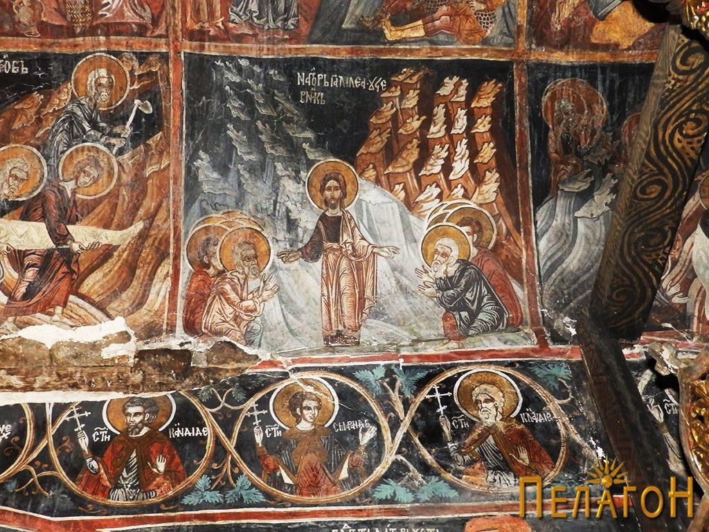 Исус Христос на Галилејската Гора