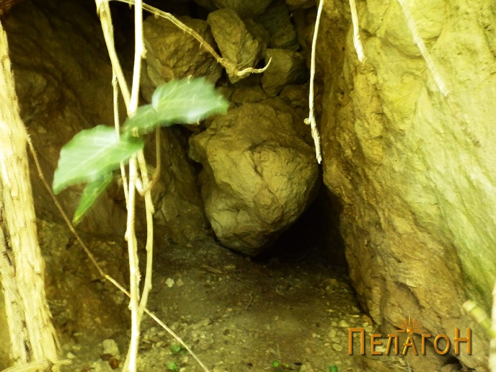 Дел од пештерска просторија