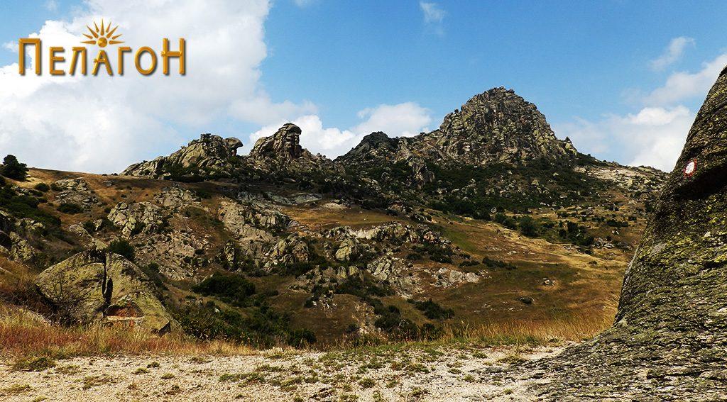 """Карпата """"Лав"""" и карпа во форма на желка со Златоврв од југоисток"""