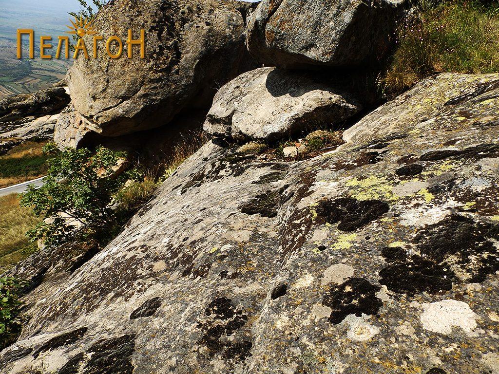 """Канал на карпеста површина во понискиот дел на """"Лавот"""""""