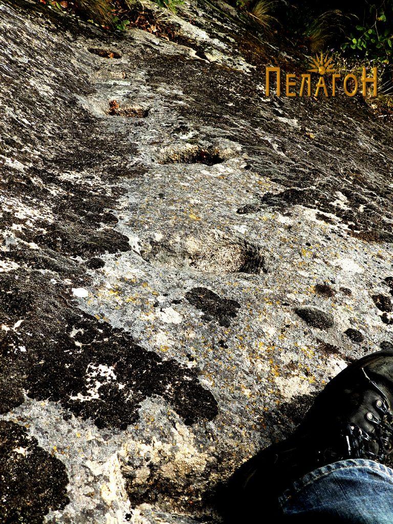 """Скали за искачување на горната површина на """"Лавот"""" 2"""