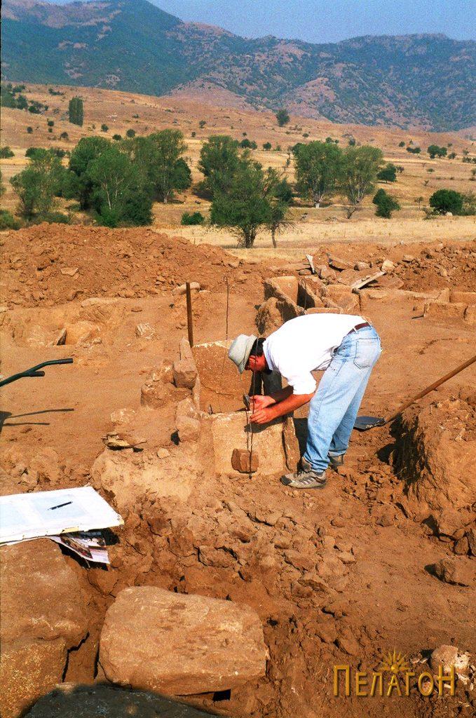 Од археолошкото истражување во 2001 година