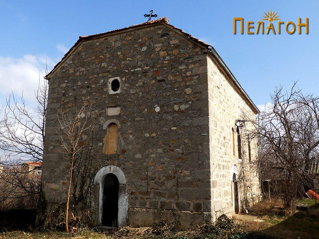 "Црквата ""Св. Архангел Михаил"" во селото Крушевица"
