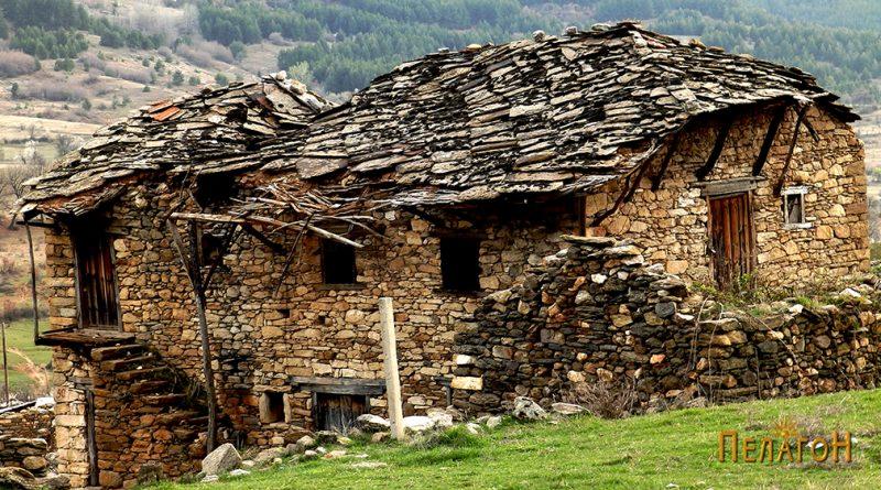 Руинирана куќа - с. Штавица, Прилепско