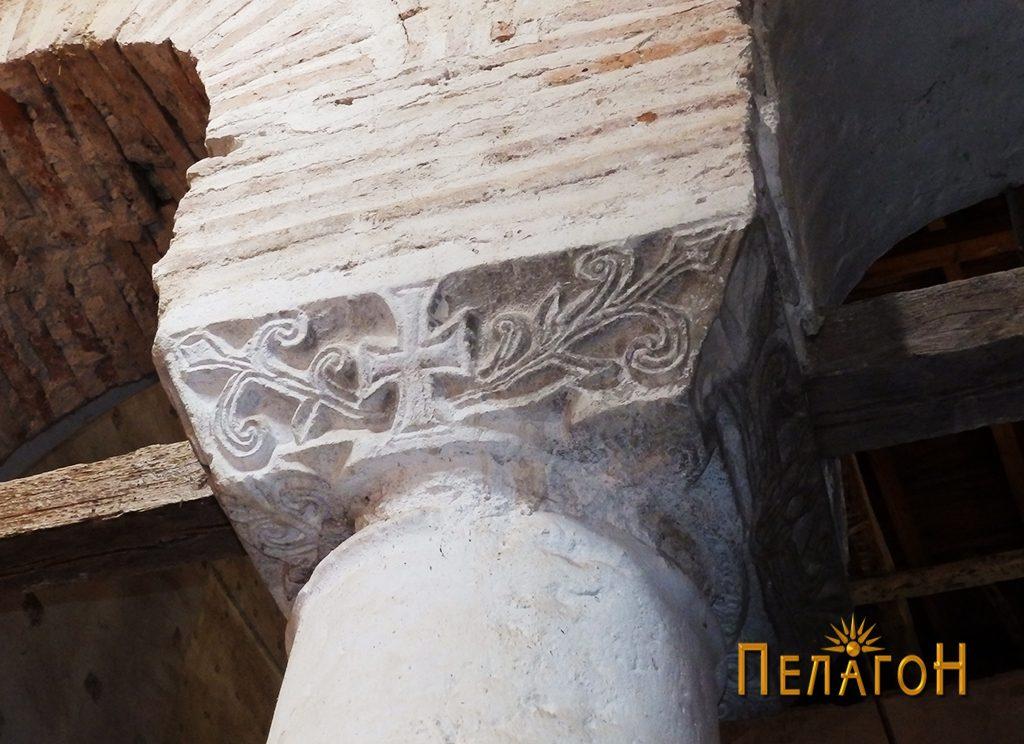 Ранохристијански капител 14
