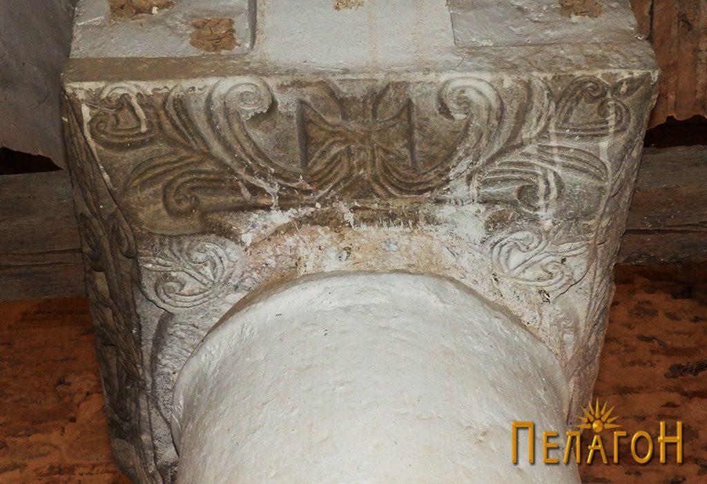 Ранохристијански капител 12