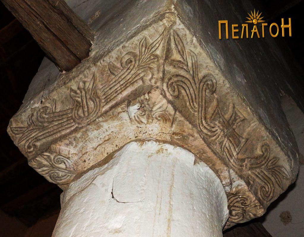 Ранохристијански капител 10