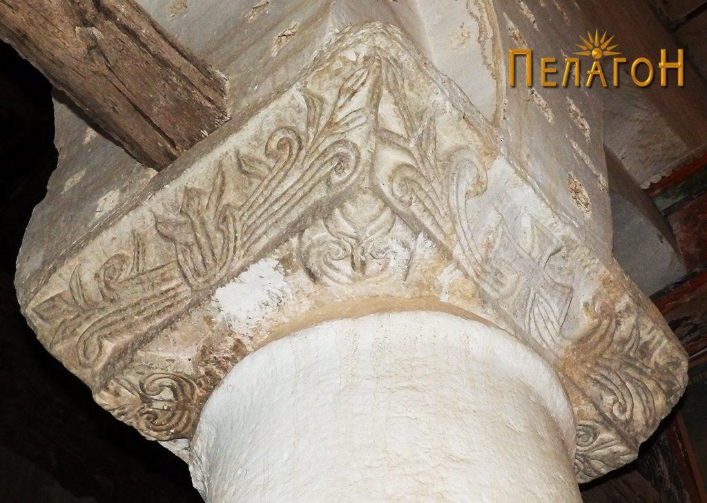 Ранохристијански капител 9