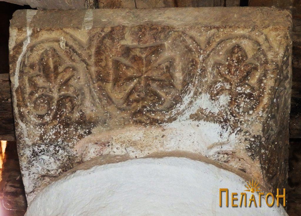 Ранохристијански капител 3