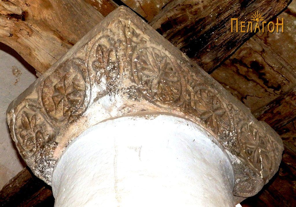 Ранохристијански капител 1