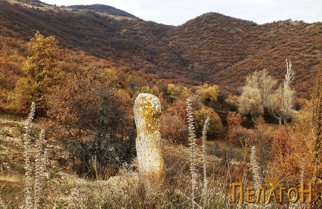 Испраен камен - од југоисток