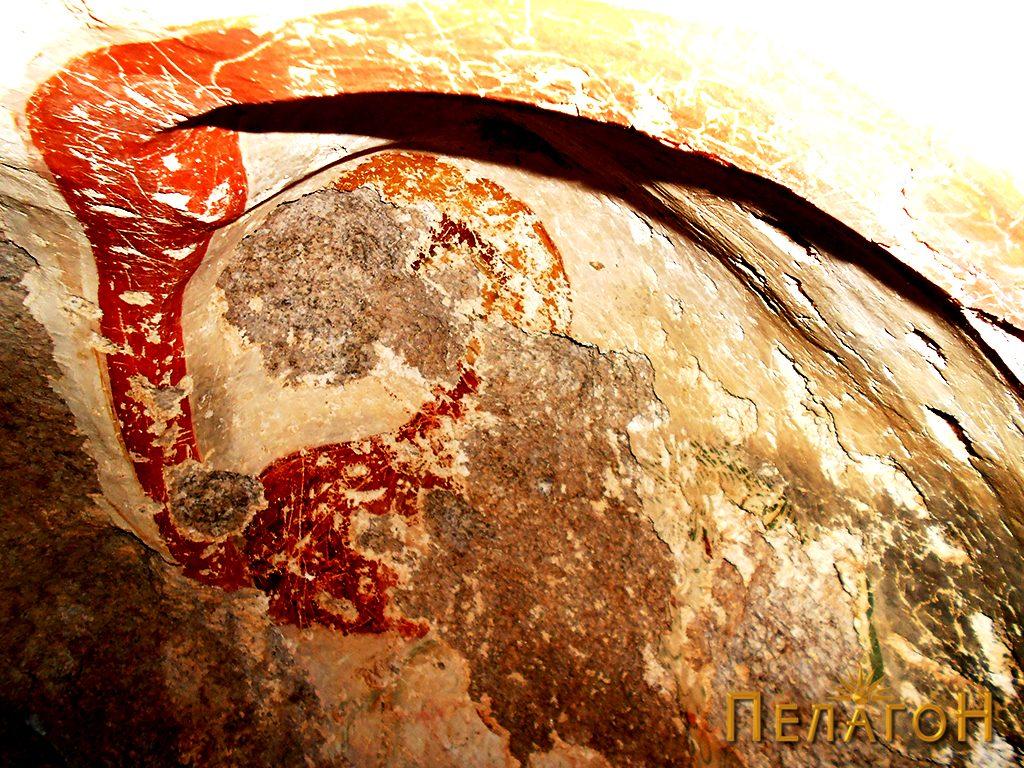 Дел од сочуваниот живописот