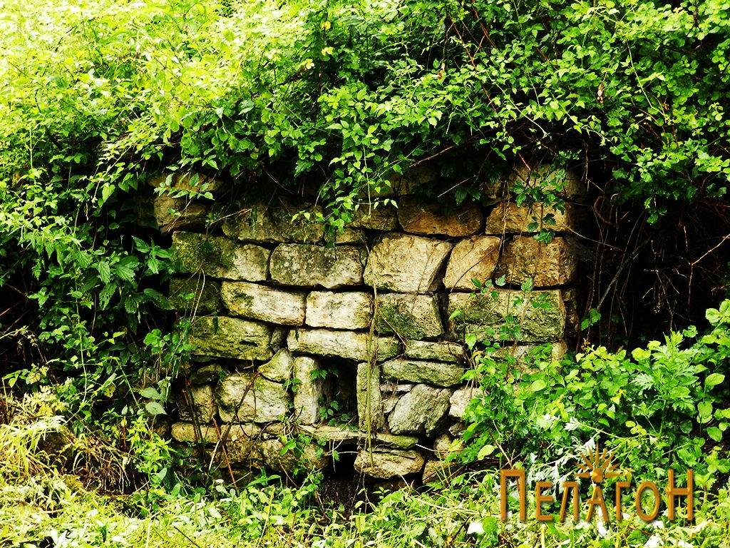 Старата чешма во близина на кладенецот