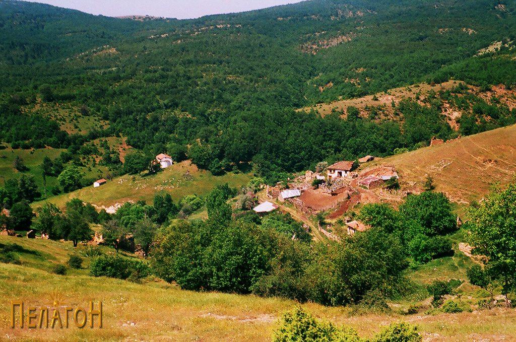 Селото Живово