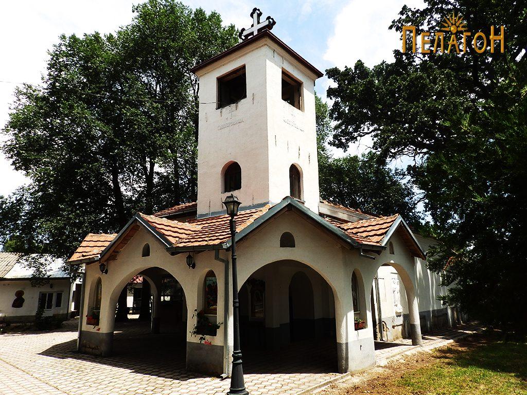 "Црквата ""Мала Богородица"" во селото Бела Црква"