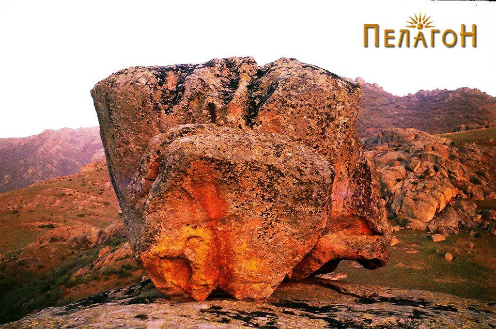 Карпата-мечка - преден дел од југозапад