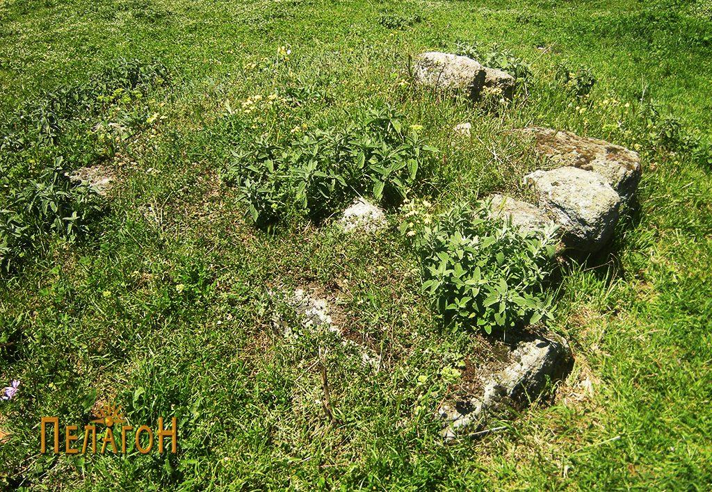 Остатоци од могилата денес 6