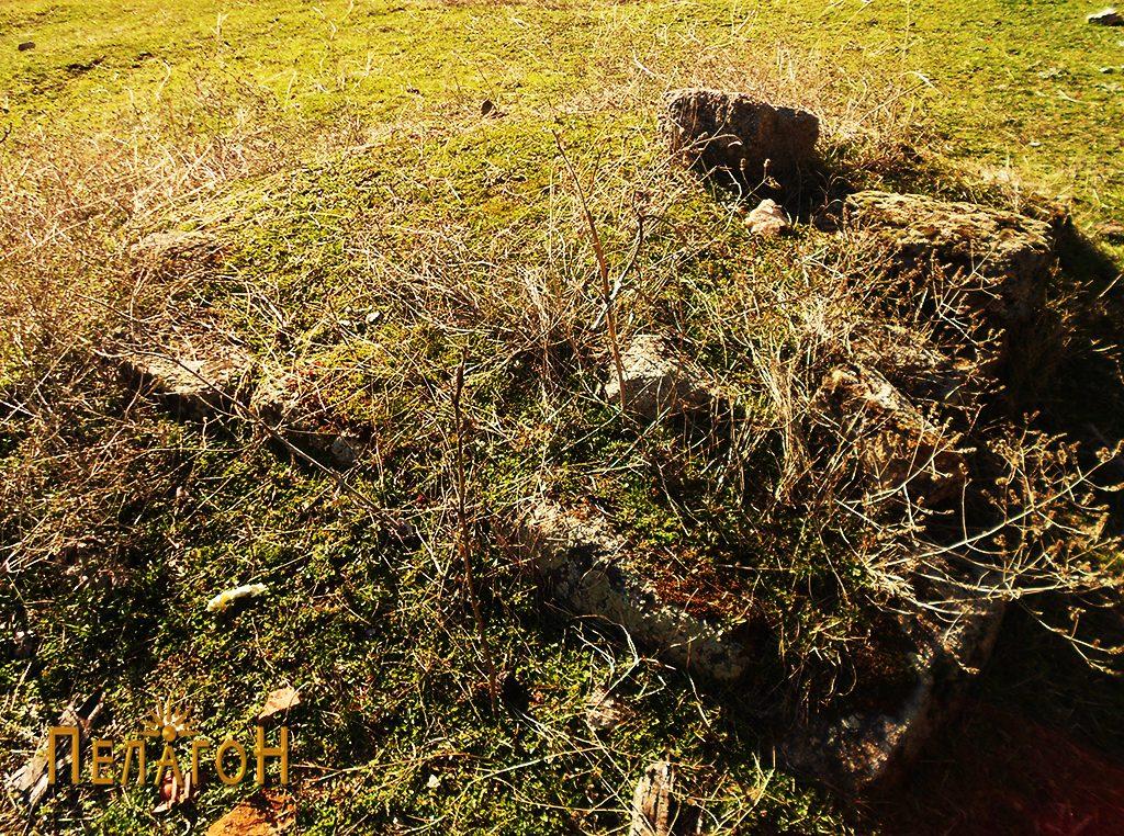 Остатоци од могилата денес 5