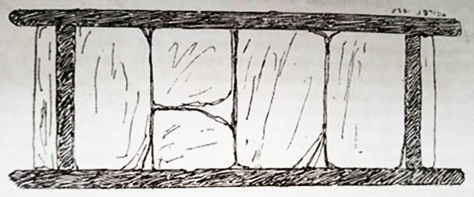 """Гроб од типот циста од гробовите од локалитетот """"Стара Болница"""""""