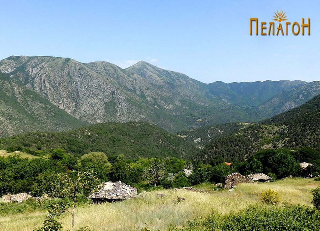 Остатоци од селото Врпско - нестото на битката