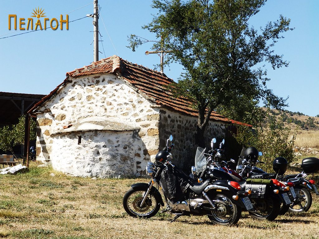 Со мотоцикли на Чествување за битката на Маргара