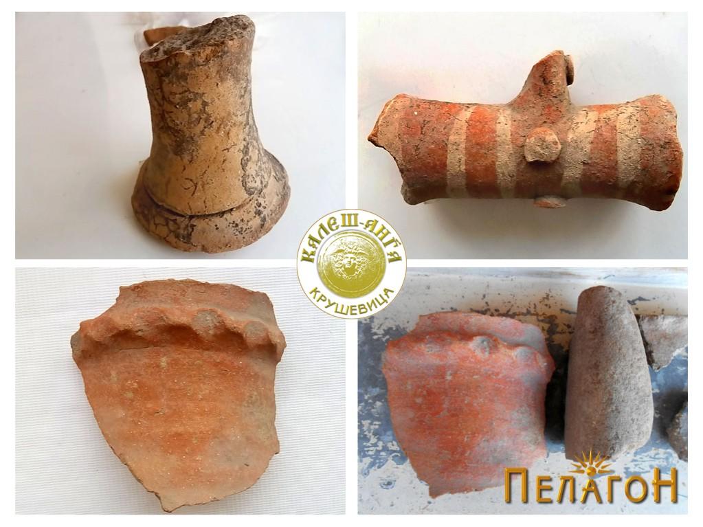 """Археолошки предмети од околината на """"Слонот"""" 4"""