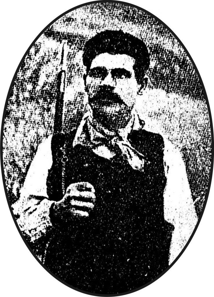 Војводата Атанас Богоески - Џамо