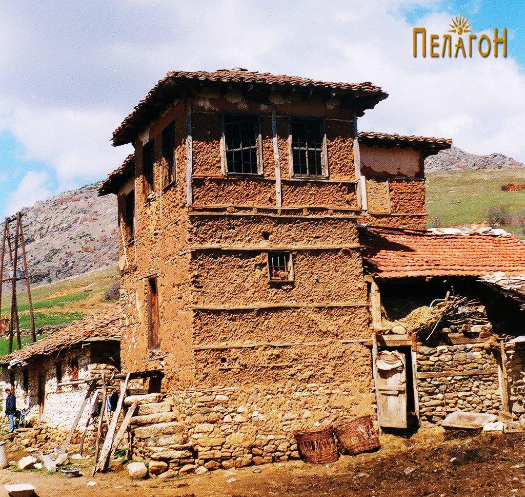 Кула од турскиот период во Прилепец