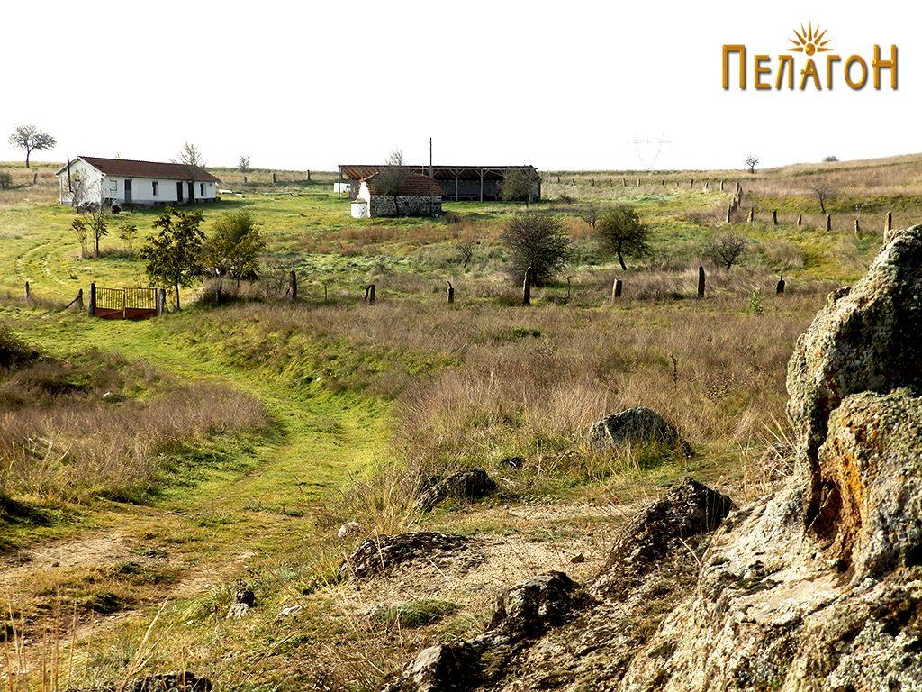"""Денешниот манастир """"Св. Петка"""""""