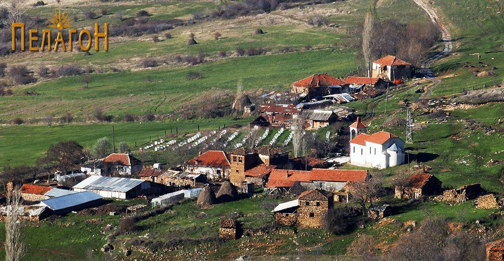 Селото Прилепец денес