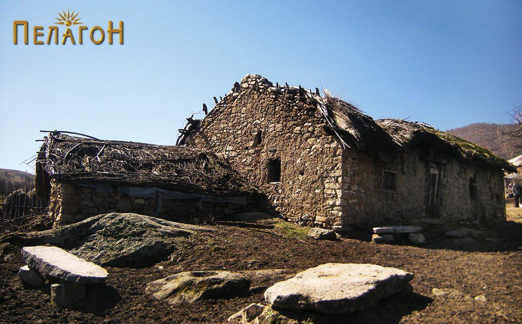 Остатоци од куќата на легендарниот војвода од Крушевица, Толе Паша